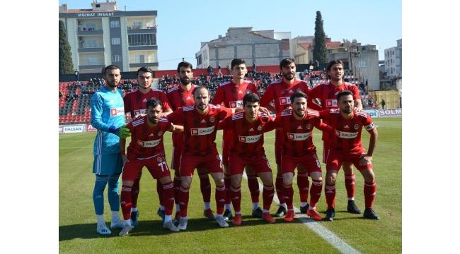 Turgutluspor, Yarın Erokspor Deplasmanına Gidiyor