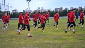Turgutluspor Kemer 2003 maçı için hazırlıklara başladı