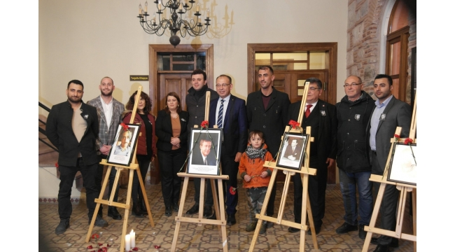 Uğur Mumcu Turgutlu'da Anıldı (VİDEO)