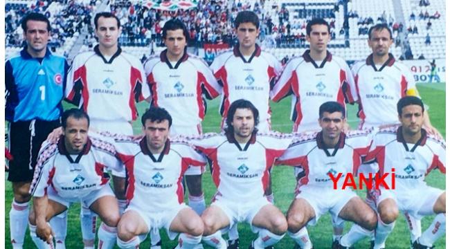 Y.TURGUTLUSPOR 2001-2002 YILI
