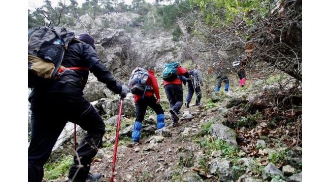 Zirve Dağcılık Yukarı Kızılca - Mahmut Dağı'nda
