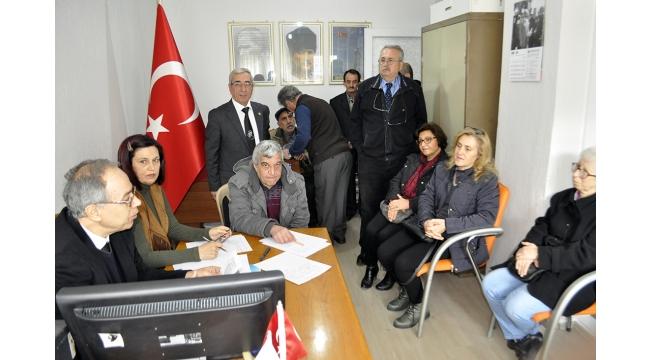 ADD Turgutlu'nun yeni yönetimi belirlendi