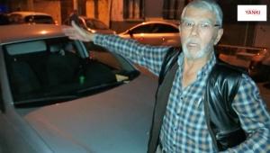 Kapı önlerine yapılan otoparklar sorun olmaya devam ediyor - VİDEO