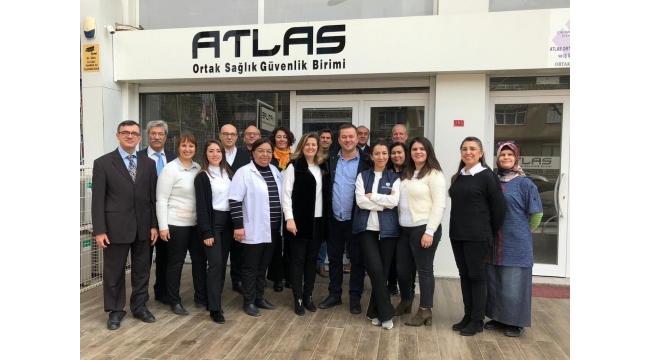 Atlas OSGB profesyonel ve tecrübeli kadrosuyla 7.yılında