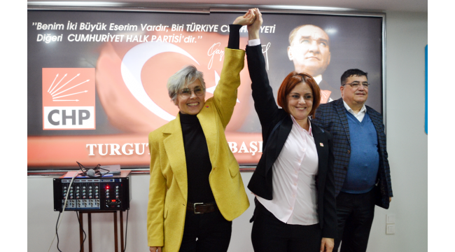 CHP'li kadınlar Yıldız Kutluel'le devam dedi