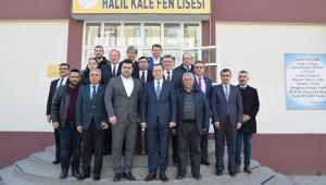 'Halk Eğitimi Planlama ve İşbirliği' komisyontoplantısı yapıldı