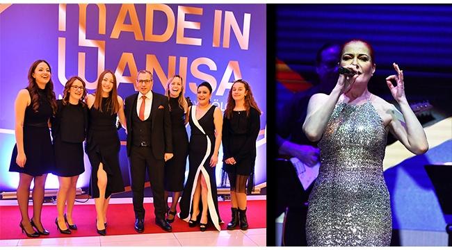 'Made in Manisa 2020' ödül gecesinde sanayiciler gururlandı