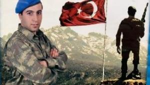 Manisalı şehit İstanbul'da toprağa verilecek