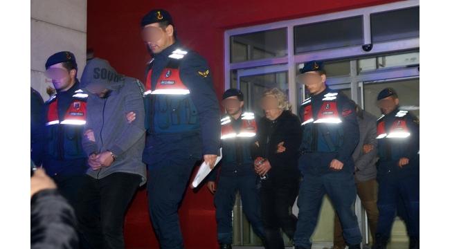 Renkli reçete operasyonunda 4 kişiye tutuklama