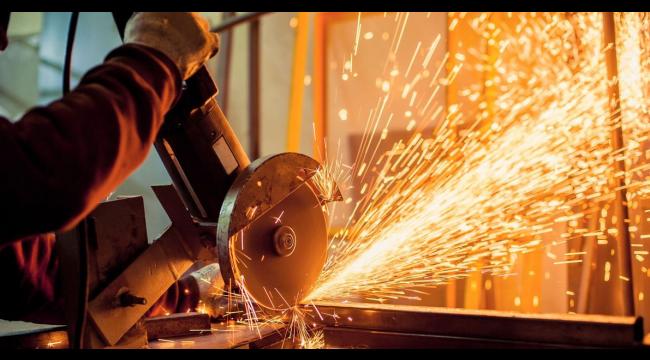 Sanayi üretimi yıllık %8,6 arttı