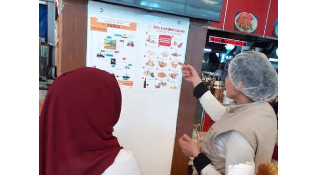 Turgutlu'da gıda denetimi seferberliği başladı