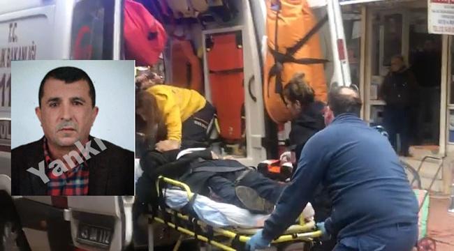 Turgutlu'da sokak ortasında cinayet: 1 ölü