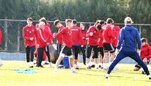 Turgutluspor 6 puanlık maça hazır