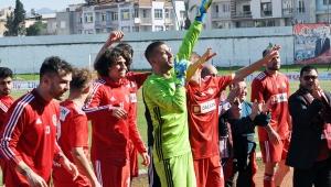 Turgutluspor evinde Fethiye'ye geçit vermedi: 1-0
