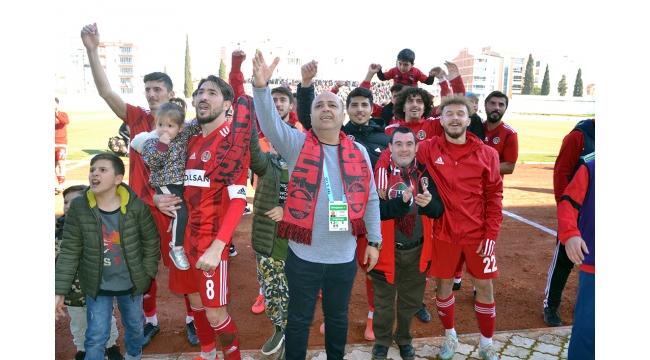 Turgutluspor şampiyonluk yolunda umutlandı