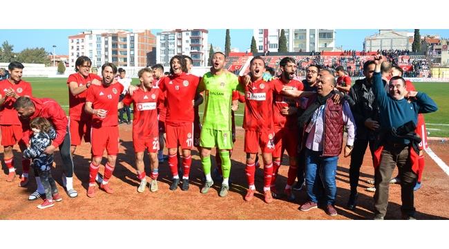 Turgutluspor'u 8 zorlu maç bekliyor