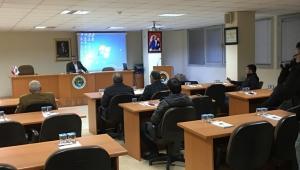 TUTSO Meclisi Toplandı