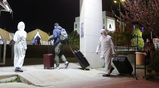 Etiyopya'dan gelen 109 kişi Manisa'daki yurtta karantinaya alındı