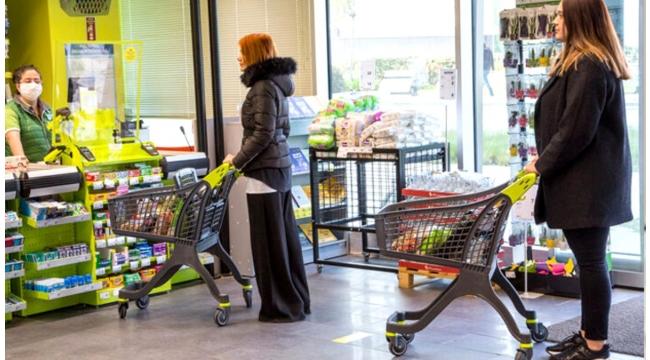 Koronavirüs tedbirleri kapsamında marketlerin çalışma saatleri sınırlandırıldı