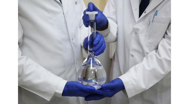 Personeli için dezenfektan geliştiren üniversite seri üretime hazırlanıyor