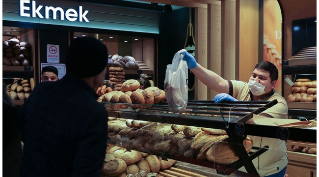 'Turgutlu'da ekmeğe el değmeyecek!'