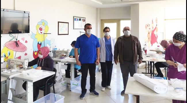 Turgutlu Devlet Hastanesi tüm ülkeye örnek oldu