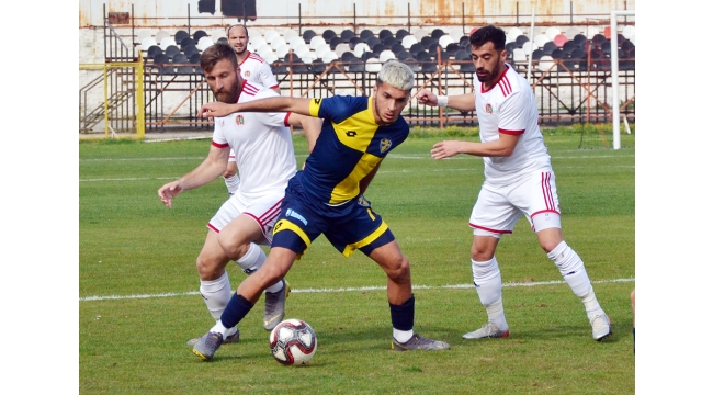 Turgutluspor özel maçta Buca'ya yenildi: 2-4