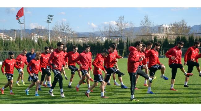 Turgutluspor, özel maçta Bucaspor'u ağırlayacak