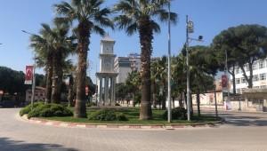 Turgutlu'da sokağa çıkma yasağının ilk günü