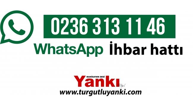 Yankı Gazetesi Whatsapp İhbar Hattı