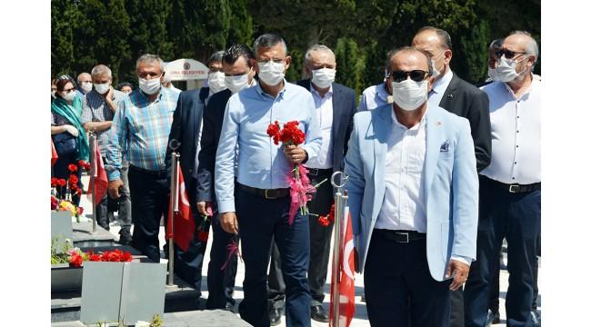 """CHP Grup Başkanvekili Özel: """"Soma'yı unutturmamak boynumuzun borcudur"""""""