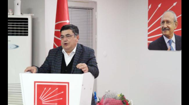 CHP İlçe Başkanı Hüseyin Oğuz, Ramazan Bayramını kutladı