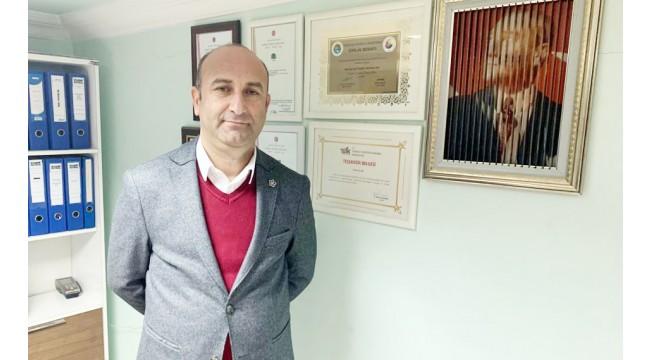 CHP'li meclis üyesi Burhan Irk'tan Ramazan Bayramı mesajı
