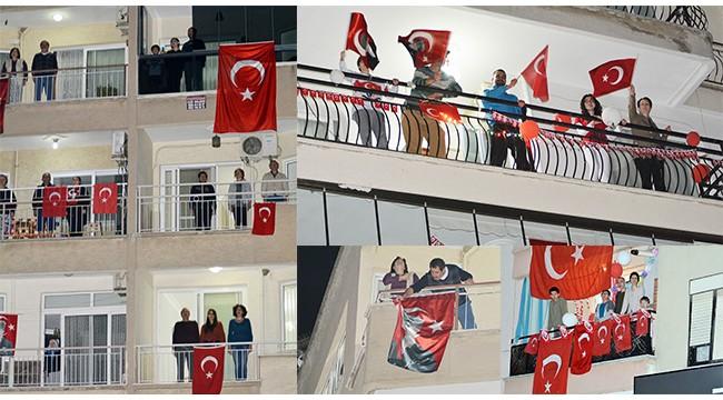 Haydi Turgutlu, 19.19'da hep birlikte balkonlarda buluşalım!