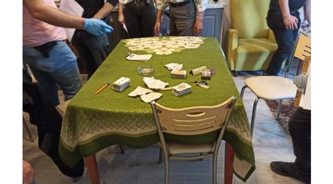 Kumar oynayan 6 kişiye 25 bin 25 lira ceza uygulandı