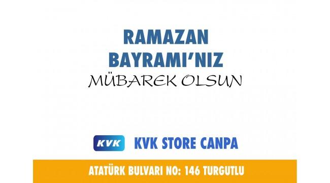 KVK Store Canpa'dan Ramazan Bayramı kutlaması