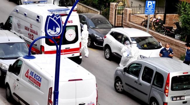 Manisa'da bir pansiyonda korona çıktı, 28 kişi karantinaya alındı
