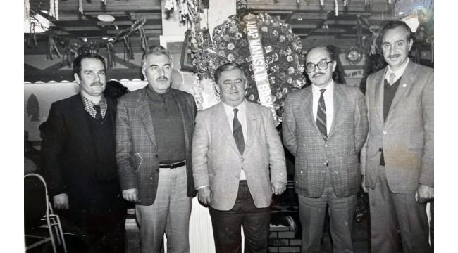 Tarihten İzler: Başkanlar bir arada