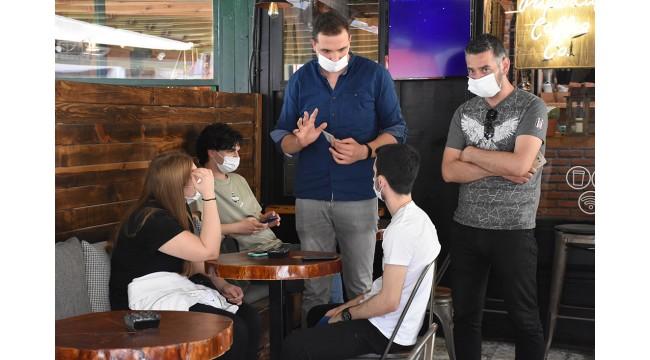 Tebdil-i kıyafet Kovid-19 denetimi: 59 bin lira para cezası