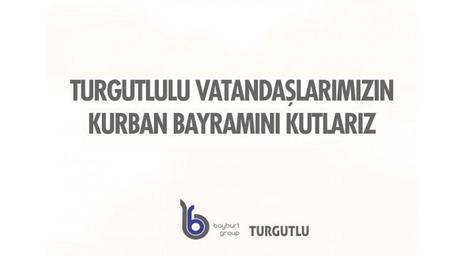 Bayburt Group Turgutlu'dan Kurban Bayramı kutlaması