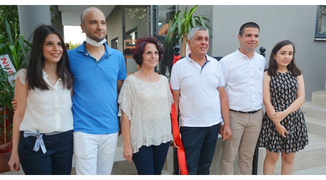 Fabrika Food & Drink Turgutlu'da açıldı