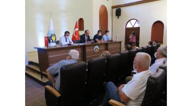 Turgutlu Belediye Meclisi Toplantısı Sona Erdi