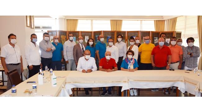 Rotary Kulüpleri Turgutlu'da buluştu