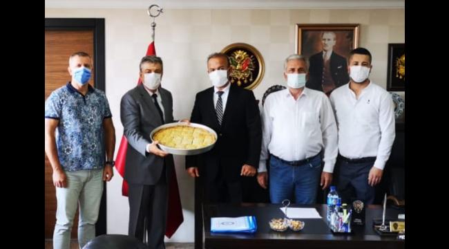 Güvenlik güçlerine asırlık lezzet 'Arnavut Böreği'