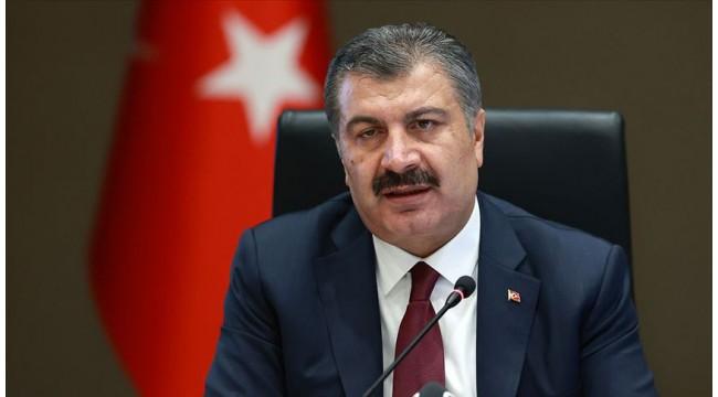 """Koca İzmir'de konuştu: """"Koronavirüs salgınında tekrar bir şiddetlenme yaşıyoruz"""""""