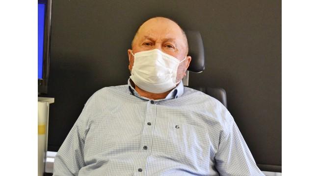 Manisalı çiftçinin kulağına giren böcek hastanede çıkarıldı