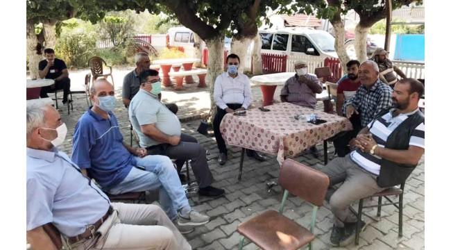 Turgutlu'da köylülerin ortak endişesi: 'Tarım arazileri sanayiye açılmasın, biyogaz tesisi istemiyoruz