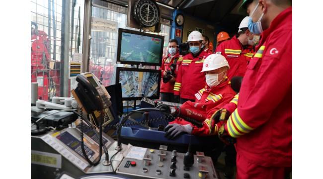 Erdoğan: Sakarya Sahası'nın Tuna-1 bölgesindeki toplam doğal gaz rezervi 405 milyar metreküpü buldu