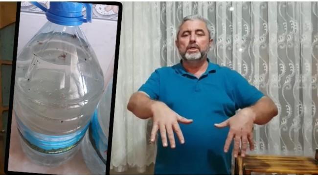 Su açıklaması Akın'dan geldi