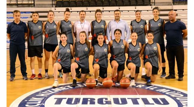 Turgutlu Belediye Kadın Basketbol Takımı sezonu açtı